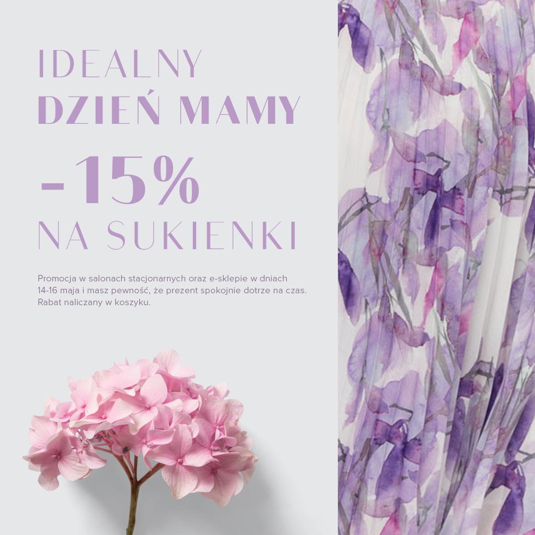 Sukienki -15%